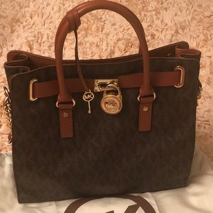 100% Authentic MK Handbag